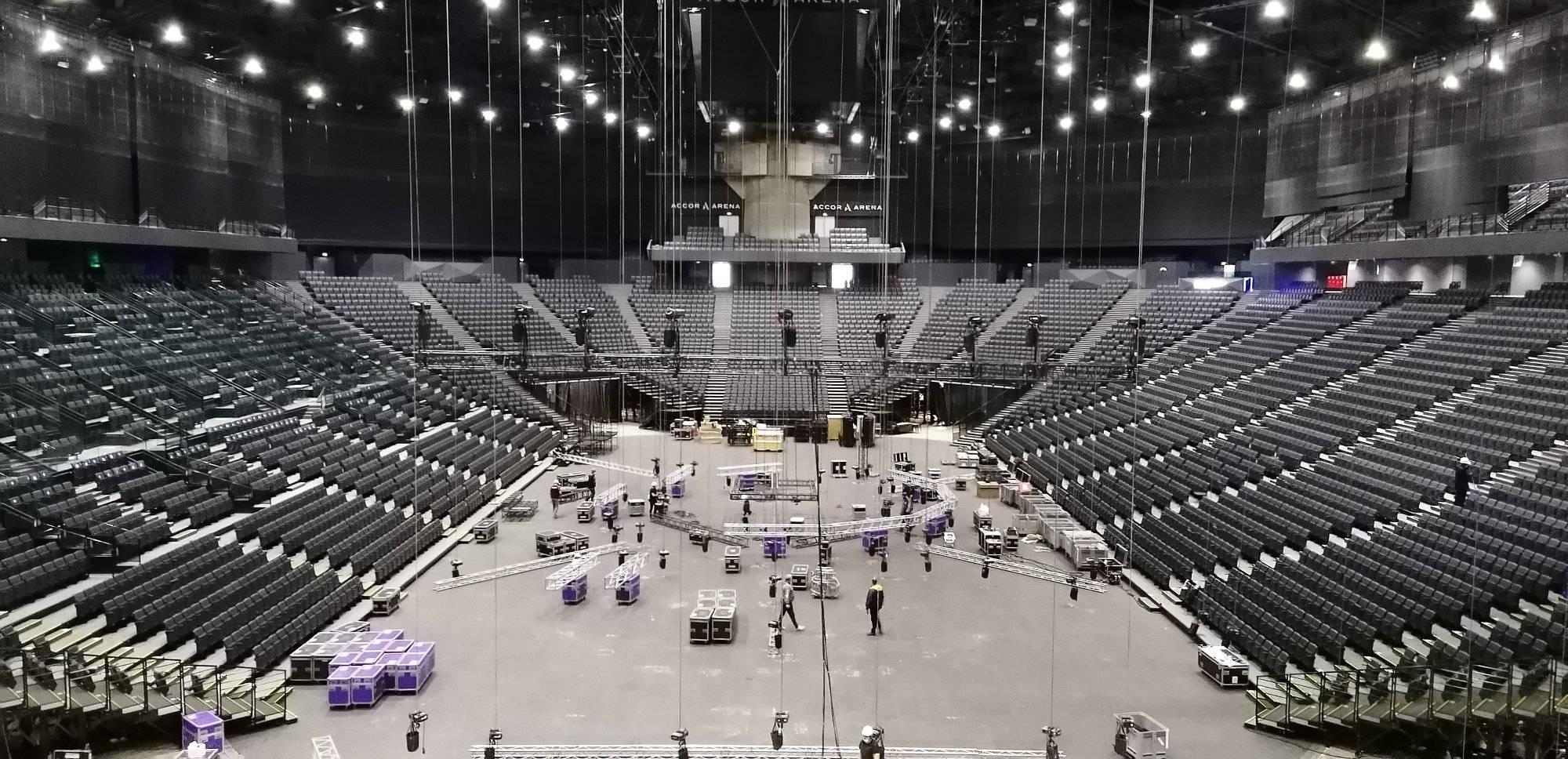 SP Solution - Accor Arena